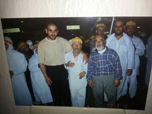 Photo of صورة التقطت في العام 2000 خلال موسم الحج