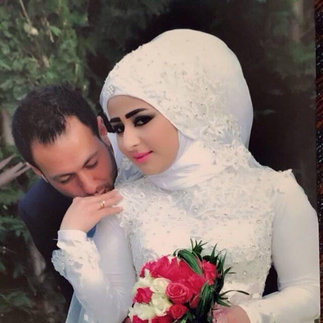 Photo of زواج الانسة مريم كامل رقه على الاستاذ حسين عبد المنعم بيضون