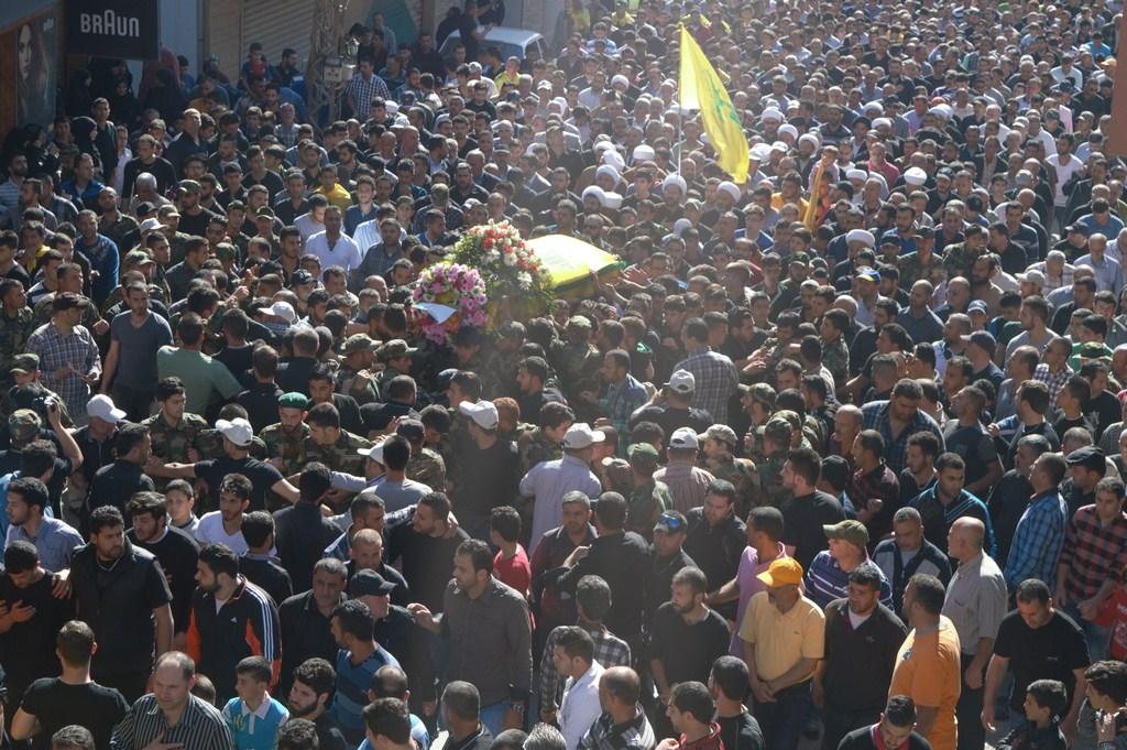Photo of تشييع الشهيد مرتضى الشيخ علي يوسف ( باقر يونس)