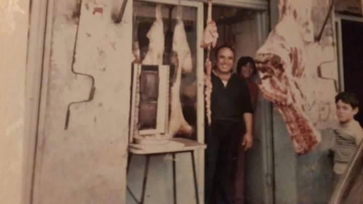 Photo of الحاج خليل محمد حماده في صورة من الذاكرة