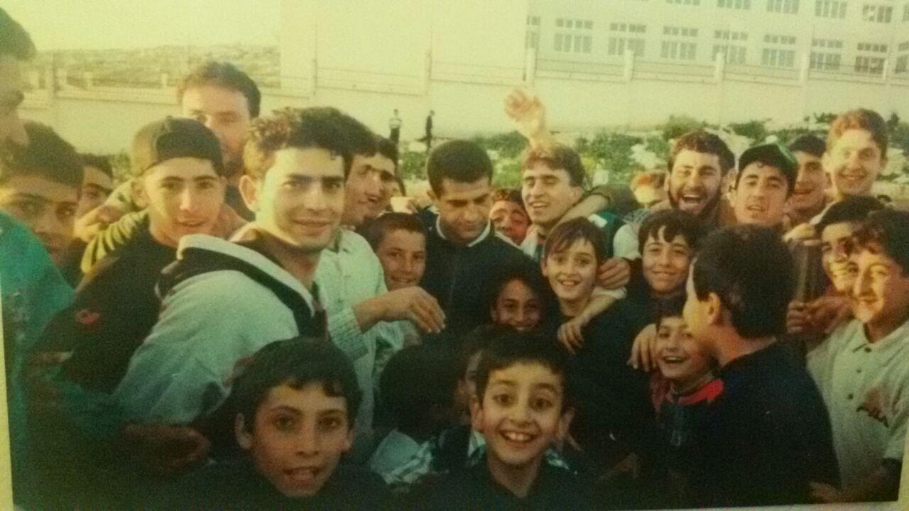 Photo of أبناء بلدتنا في صورتين من الذاكرة