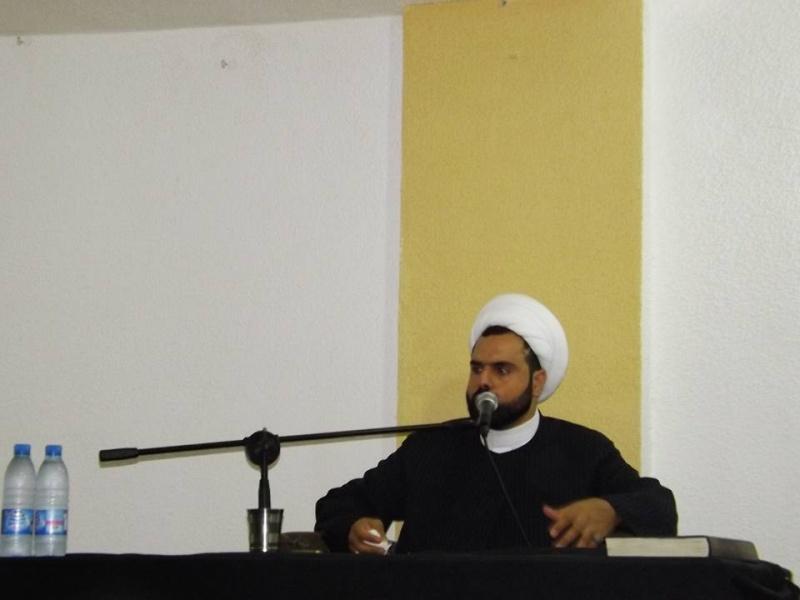 Photo of إحياء ذكرى إستشهاد الامام الصادق (ع) في مسجد الامام علي (ع) (12 صورة)