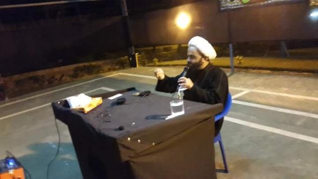 Photo of أبيدجان : إحياء مجالس عاشوراء في منزل الحاج حسن قانصو