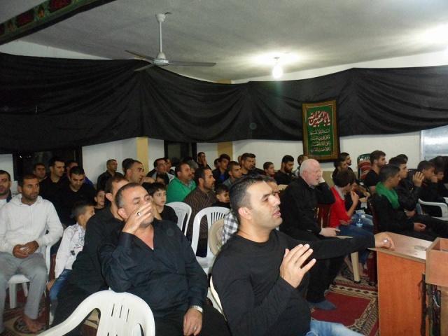 Photo of إحياء الليلة الثانية عشر من المحرم في مسجد الإمام علي(ع)_المطل