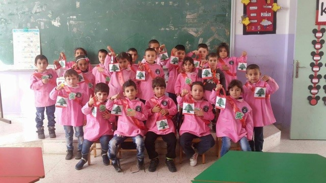 Photo of بالصور: مدرسة الشهابية الابتدائية الرسمية أحيت عيد الاستقلال بنشاطات من وحي المناسبة (30 صورة)