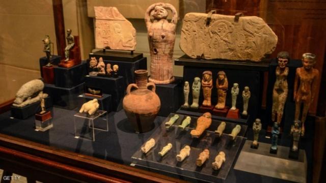 Photo of مصر تفتتح متحفا للآثار في مطار القاهرة