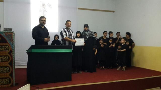 Photo of بالصور : احياء أربعين الإمام الحسين عليه السلام في مياغي
