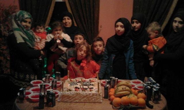 Photo of بالصور : عيد ميلاد ليال علي عاصي