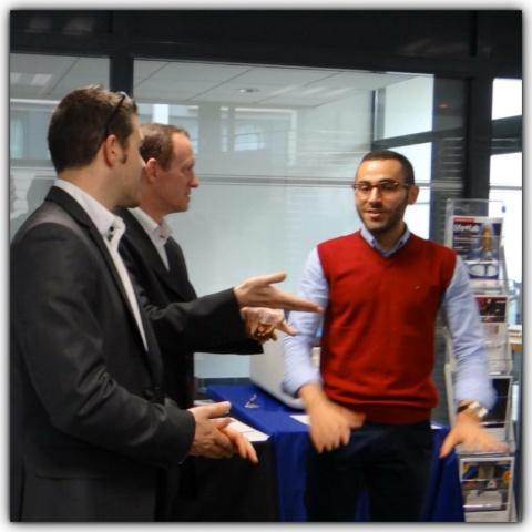 Photo of تحقيق : تكريم الدكتور محمد نبيل عاصي في فرنسا لابحاثه القيمة في مجال السرطان