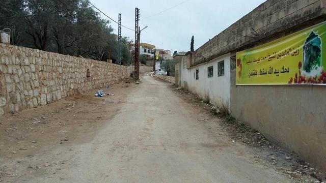 Photo of بالصور : بلدية الشهابية تنجز توسعة طريق كرم سويد