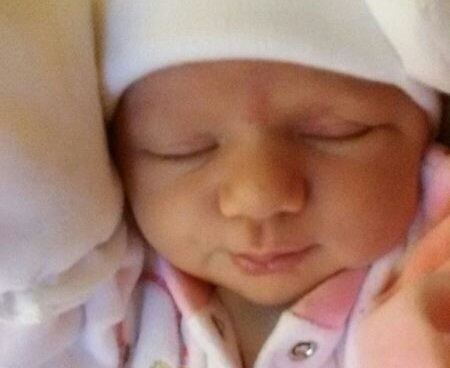 Photo of بالصور : ولادة الطفلة فاطمة الزهراء مصطفى قاسم ابنة السيدة صفاء حسن فارس