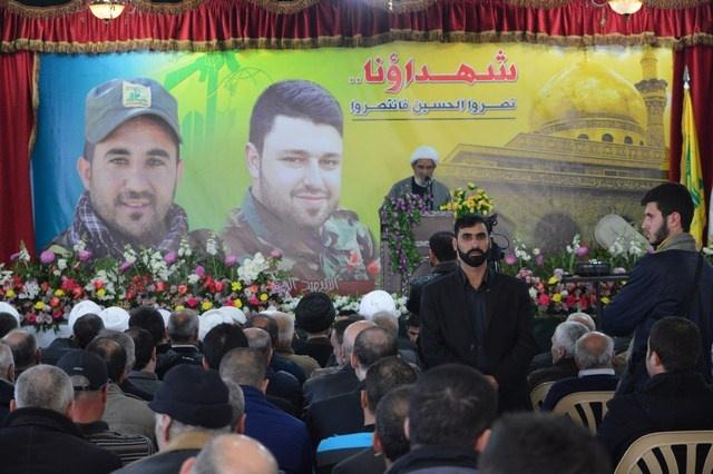 Photo of بالصور : أسبوع حاشد للشهيديّن علي أحمد ركين و أحمد علي بيضون (160 صورة)