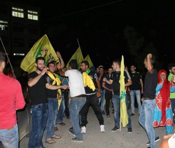 Photo of بالصور   الشهابية تحتفل بنجاح لائحة التنمية والوفاء للانتخابات البلدية