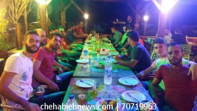 Photo of بالصور | الإفطار السنوي لجمعية الرسالة للاسعاف الصحي (الدفاع المدني _ الشهابية)