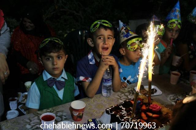 Photo of بالصور   عيد ميلاد الطفل راشد محمد ركين