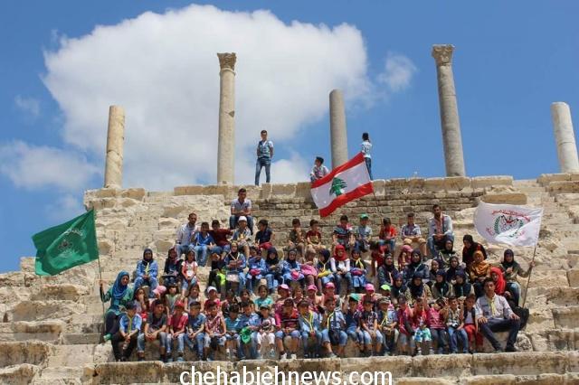Photo of بالصور | رحلة ترفيهية الى اثارات صور البرية اقامها فوج الامام الصادق (ع) الشهابية