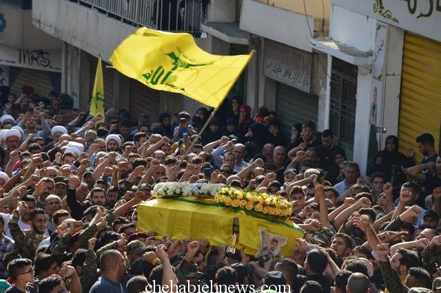 Photo of بالصور | تشييع الشهيد المجاهد محمود علي بيضون (كربلا) (140 صورة)