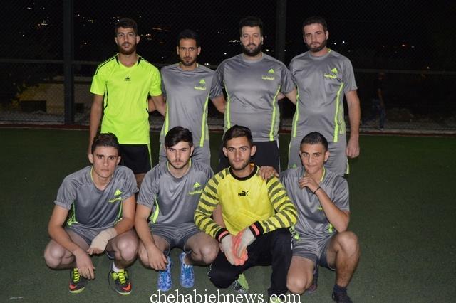 Photo of بالصور | فوز فريق الرسالة في ختام دورة الشهيد محمود بيضون لكرة القدم (100صورة)