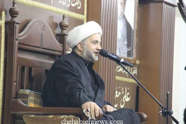 Photo of بالفيديو | احياء الليلة الثانية من محرم في حسينية الشهابية _ المحطة