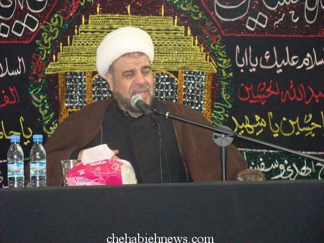 Photo of بالصور | احياء مراسم الليلة الثالثة من المحرم في مسجد الامام علي (ع)_المطل