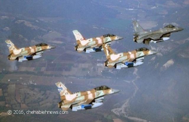 Photo of تحليق مكثف للطيران الاسرائيلي فوق العاصمة بيروت