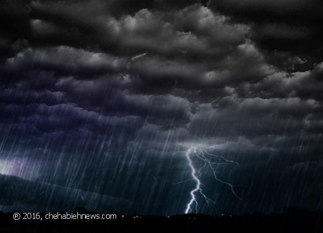 Photo of تشتدّ قوة العاصفة ويدخل لبنان في قلبها , هكذا ستكون حال الطقس!