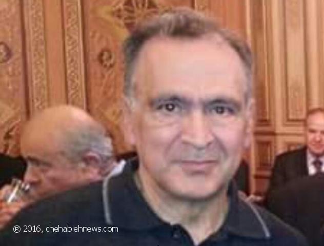 Photo of الحاج خالد محمد اللحام في ذمة الله