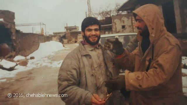 Photo of الشهيد عبد الكريم محمد كيكي في صورة من الذاكرة