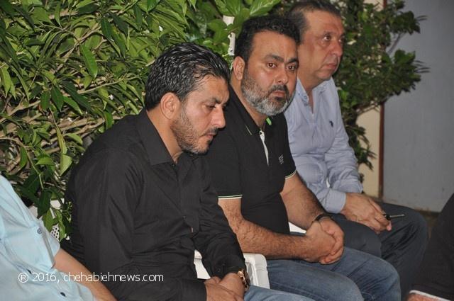 Photo of أبيدجان | مجلس عزاء في منزل نبيل قانصو عن روح المرحوم الحاج محمود قانصو