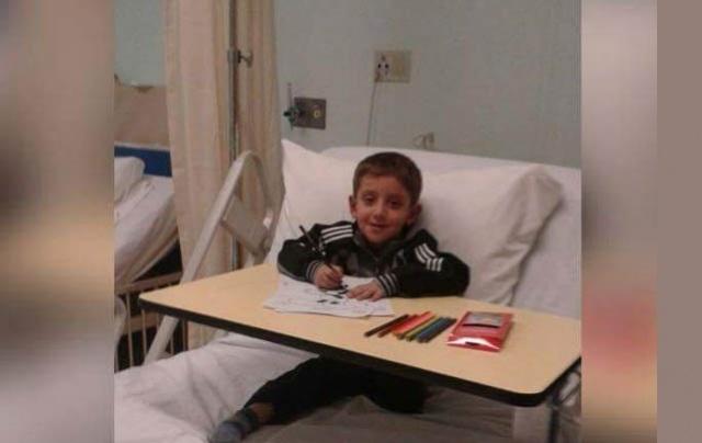 Photo of الطفل زياد (7 سنوات)….خضع لجراحة في القلب علها تخفف من آلامه….عانى الكثير ففضل الرحيل باكراً وفجع أحباءه