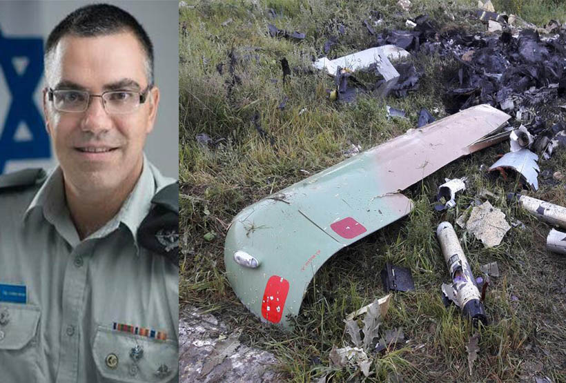 """Photo of أوّل تعليق إسرائيلي على سقوط """"درون"""" في الجنوب.. ماذا قال أدرعي؟"""