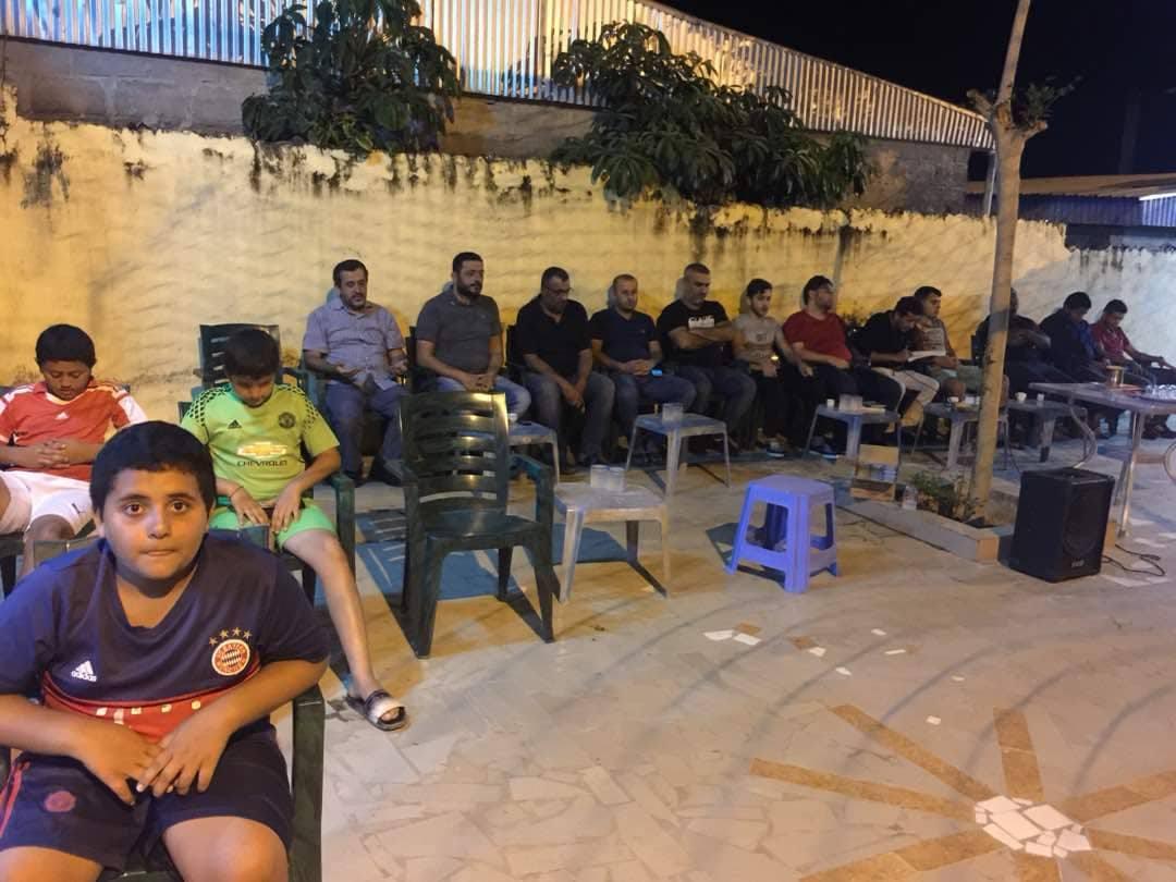 Photo of بالصور | إحياء اسبوع فقيد الشباب الغالي المرحوم علي محمد بيضون في مدينة مياغي/ساحل العاج