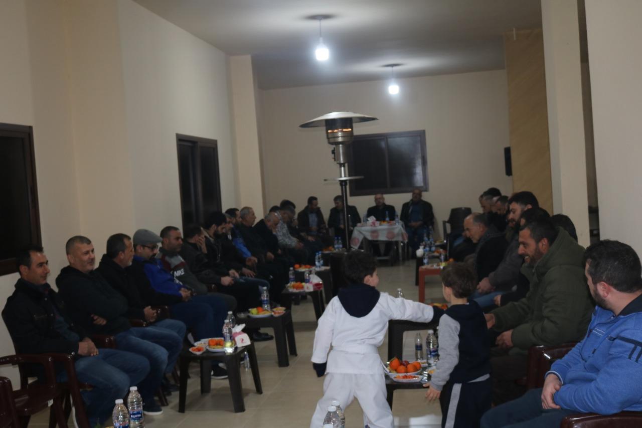 Photo of بالصور | سهرة سياسية في منزل الدكتور حسن ركين