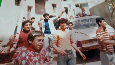 Photo of صورة من  الذاكرة تجمع الشهيدين حسن عبد الامير رقه و يوسف محمد عواضه