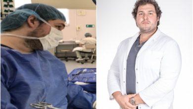Photo of بالفيديو   'نديم اليوسف' طبيب من أصل سوري ينجح بجراحة هي الأولى من نوعها في العالم باستخدام الروبوت 'دافنشي'