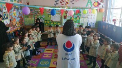 Photo of بالصور | نشاط تثقيفي حول النظافة الشخصية للأطفال في مدرسة المهدي – المجادل من قبل مركز الشهابية الصحي