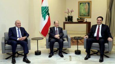 Photo of الحكومة الجديدة تعقد أولى جلساتها.. وبري متفائل!