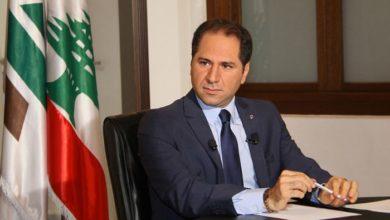 Photo of هجوم عنيف من سامي الجميل على وزير الصحة
