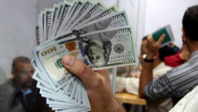 Photo of الدولار تخطّى عتبة 3000 ليرة … ولهذه الأسباب سيواصل ارتفاعه بلا سقوف