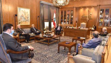 Photo of الرئيس بري لوفد نقابة الاطباء | التطاول على الاطباء ممنوع!!