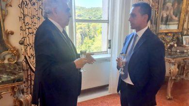Photo of وزير الخارجية الإيطالي | ملتزمون بدعم لبنان اقتصاديا وماليا