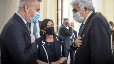 Photo of وزارة الدفاع الإيطالية عن لقاء حتي غويريني | لبنان يمر بمرحلة دقيقة وسنستمر في دعمه