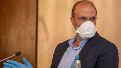Photo of وزير الصحة   سنشهّر بالمخالفين وسيكون لدينا تقرير يومي بمدى التزام المناطق بالإقفال
