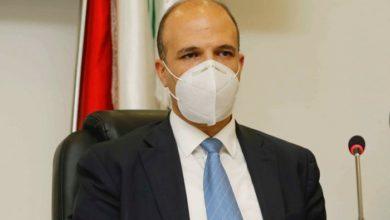 Photo of وزير الصحة يشير الى السبب الرئيسي بارتفاع الاصابات في لبنان ويؤكد | 'لا أحد يموت من الجوع لكن يموت من الكورونا'