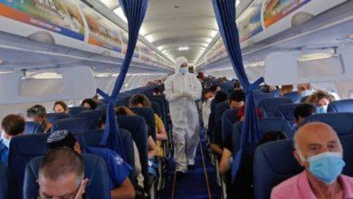 Photo of إنتقال كورونا في الطائرة… طبيب يُفجّر مفاجأة